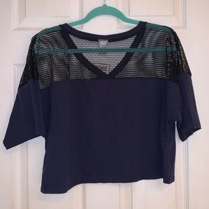 PINK Victoria's Secret Tops - PINK Pittsburgh Panthers Crop Top - NWT
